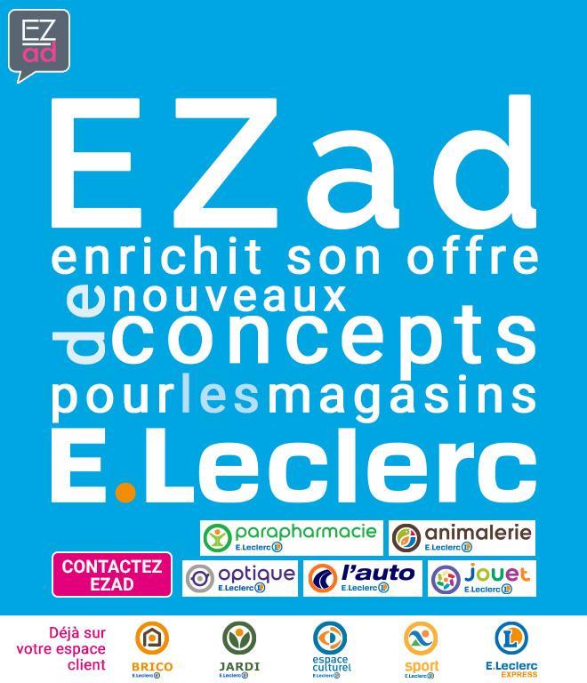 Catalogues concepts Leclerc