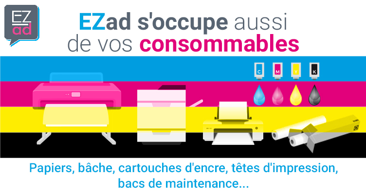 EZad consommables