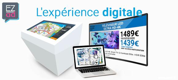 L'expérience digitale